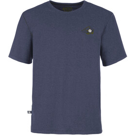 E9 Turner Shortsleeve Shirt Men blue